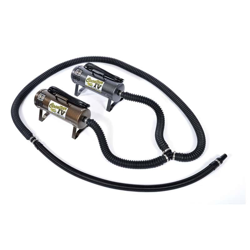 Circuiteer Ultimate Livestock Blower Package